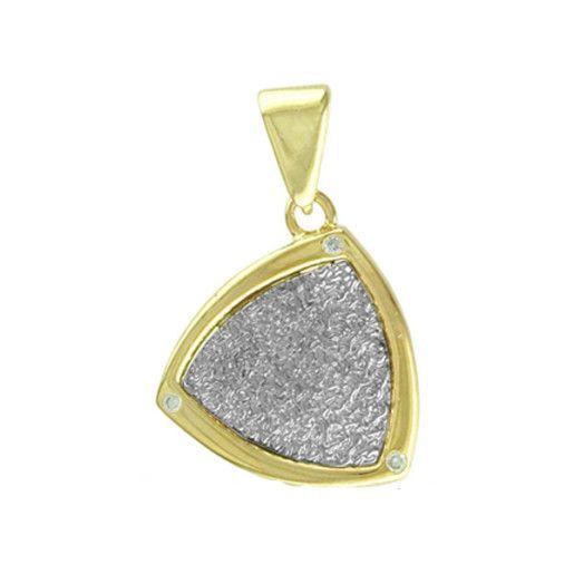 pandantiv placat cu aur, colectia Golden Shine-1343O718