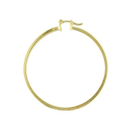 Joanna,Cercei placati cu aur de 18 k, colectia Golden Shine