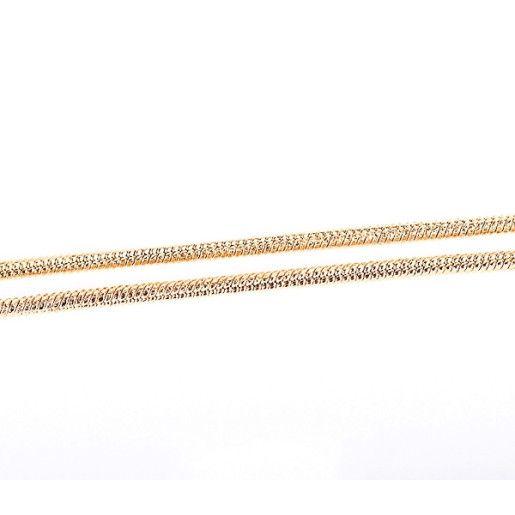 Lant placat cu aur, colectia Classics-3344O310