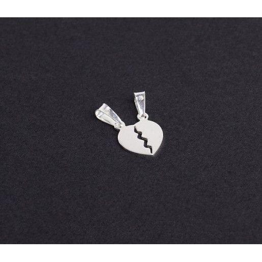 Pandantiv argint 925 rodiat, design italian - 4098O715