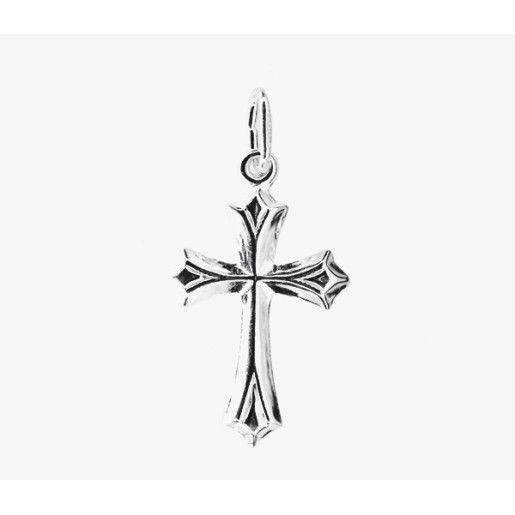Pandantiv argint 925, model lucios, colectia religious