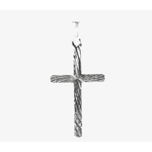 Pandantiv argint 925, diamantat , colectia religious
