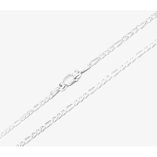 Lant argint 925, design italian, model barbatesc - 5616O343
