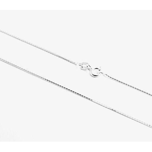 Lant argint 925, rodiat, design italian  - 578O312