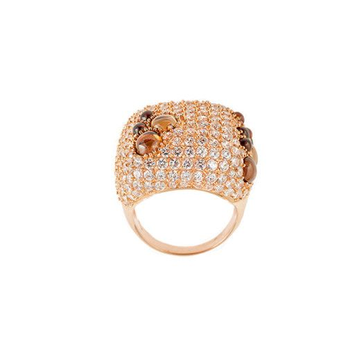 Inel argint 925 , colectia Pink Milano