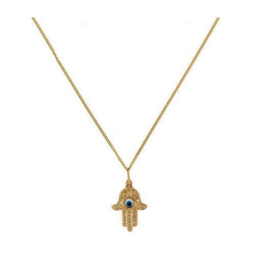 Colier placat cu aur, colectia Golden Shine-6050O523