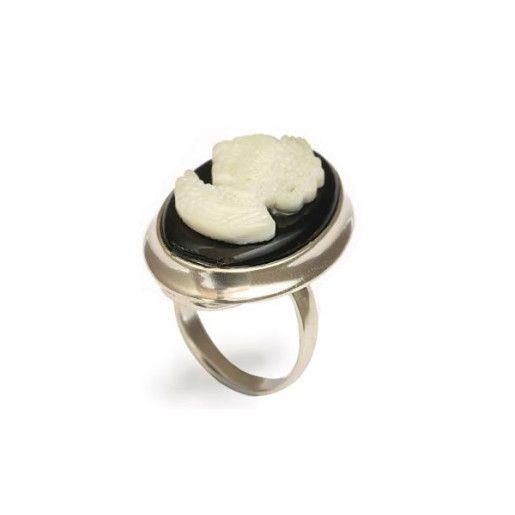 Latika, inel argint 925 , model vintage