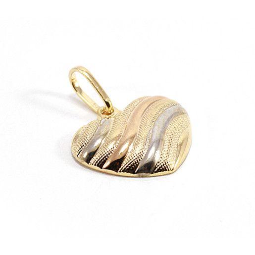 pandantiv placat cu aur, colectia Golden Shine-6256O79