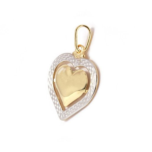 pandantiv placat cu aur, colectia Golden Shine-6257O710