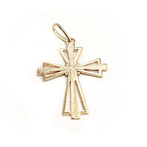 pandantiv placat cu aur, colectia Golden Shine-658O711