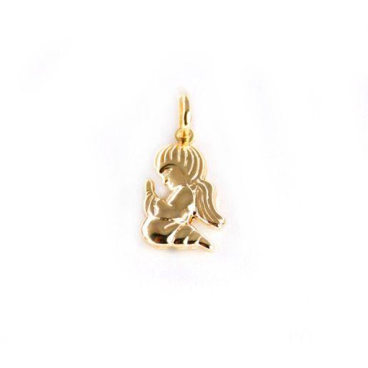 pandantiv placat cu aur, colectia Golden Shine-660O75