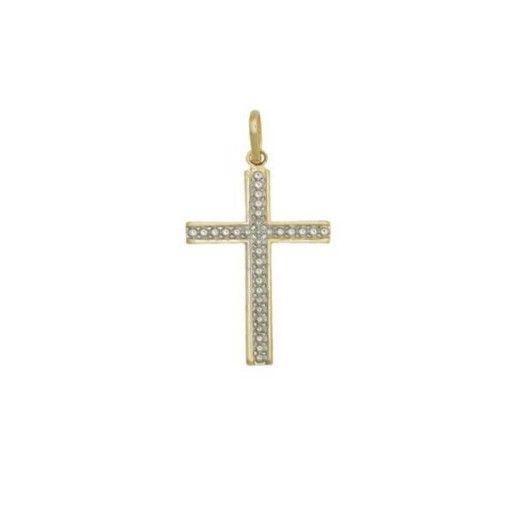 pandantiv placat cu aur, colectia Golden Shine-7166O79