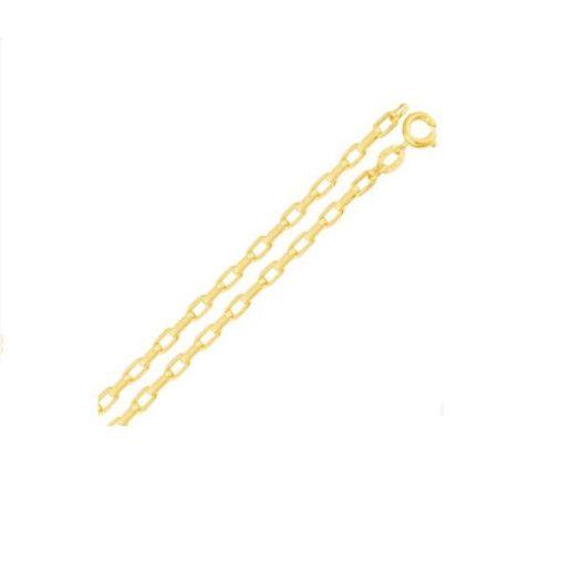 Bratara placata cu aur de 18 k, colectia Simply Golden, za+za