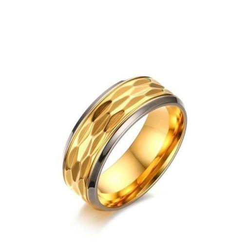Verigheta placata cu aur de 18 k si rodiu- 7326O917