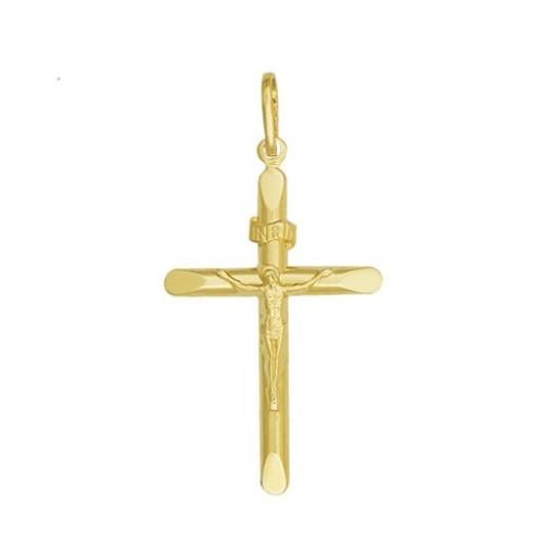 Pandantiv placat cu aur de 18 k, 2 microni, productie Brazilia 7497O79