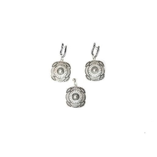 Set argint 925, model vintage 7516O5135