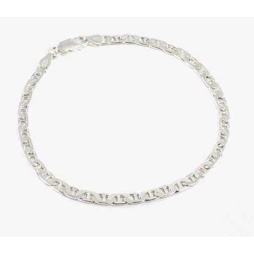 Lant argint 925, design italian, model barbatesc - 903O427
