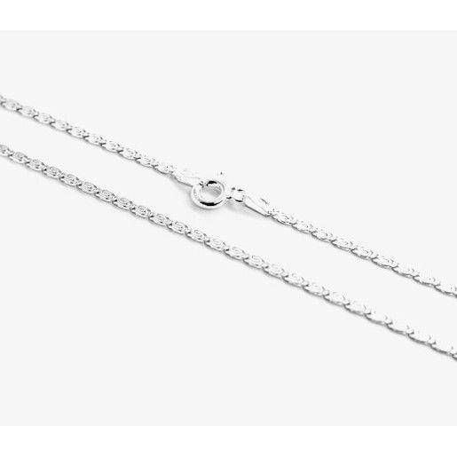 Lant argint 925, design italian , model barbatesc - 931O318