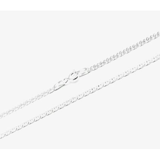 Lant argint 925, design italian , model barbatesc - 933O321