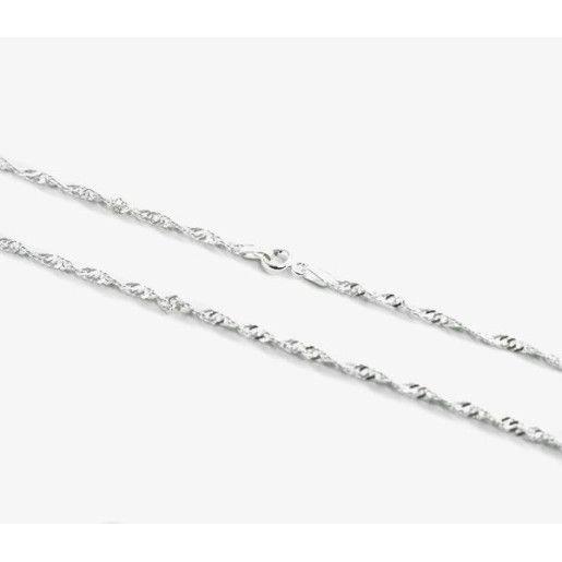 Lant argint 925, design italian , model barbatesc - 945O364
