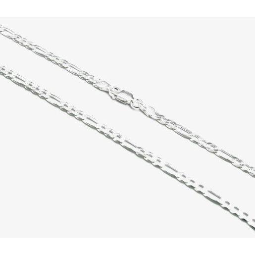 Lant argint 925, design italian , model barbatesc - 946O337