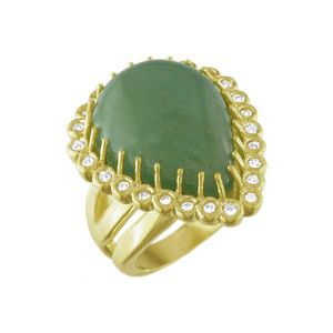 Suleyman, inel placat cu aur de 18 k, productie Brazilia