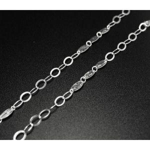 Lant argint 925 rodiat, design italian - 1714O355