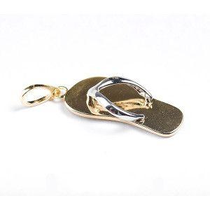 pandantiv placat cu aur, colectia Golden Shine-2654O727
