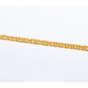 Bratara placata cu aur de 18 k, colectia Golden Shine, model zala in zala
