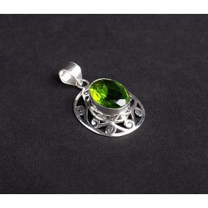 Pandantiv argint 925 rodiat, design italian - 4540O758