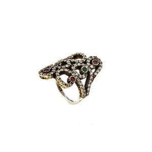 Karam, inel argint 925 , model otoman