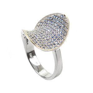 Berry, inel argint 925 , sparkling way