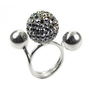 Durril, inel argint 925,rodiat