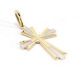 pandantiv placat cu aur, colectia Golden Shine-6254O712