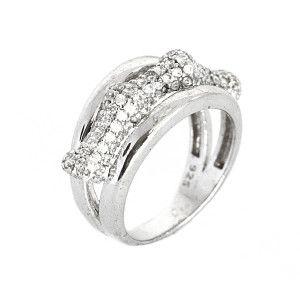Adri, inel argint 925, design italian, colectia onlinebijouc