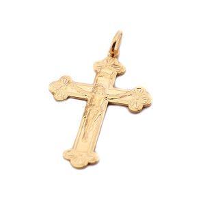 pandantiv placat cu aur, colectia Golden Shine-6425O713
