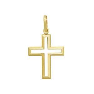 Pandantiv placat cu aur de 18 k, 2 microni, productie Brazilia 7500O79