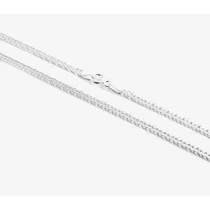Lant argint 925, design italian , model barbatesc - 926O330