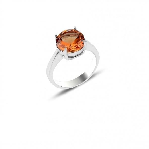 Inel argint 925, rodiat, cu pietre naturale zultanit 7588O945